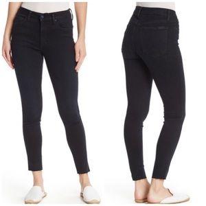 J Brand black Flawless high rise skinny jeans